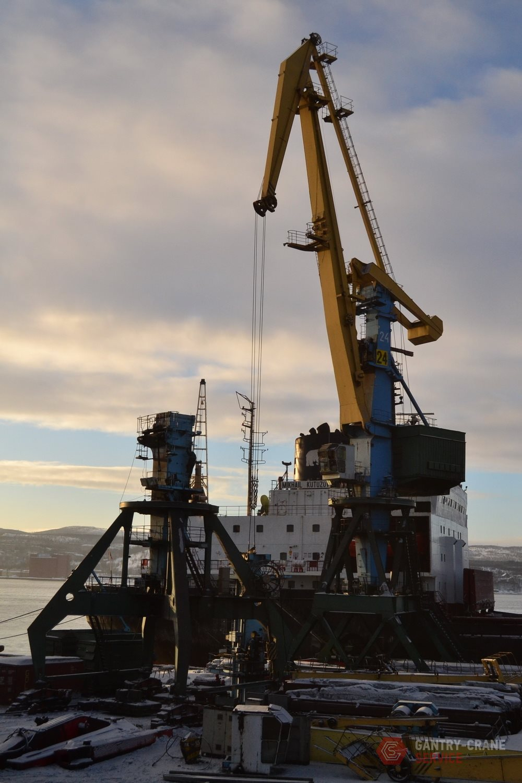 Техническое обслуживание и ремонт кранов