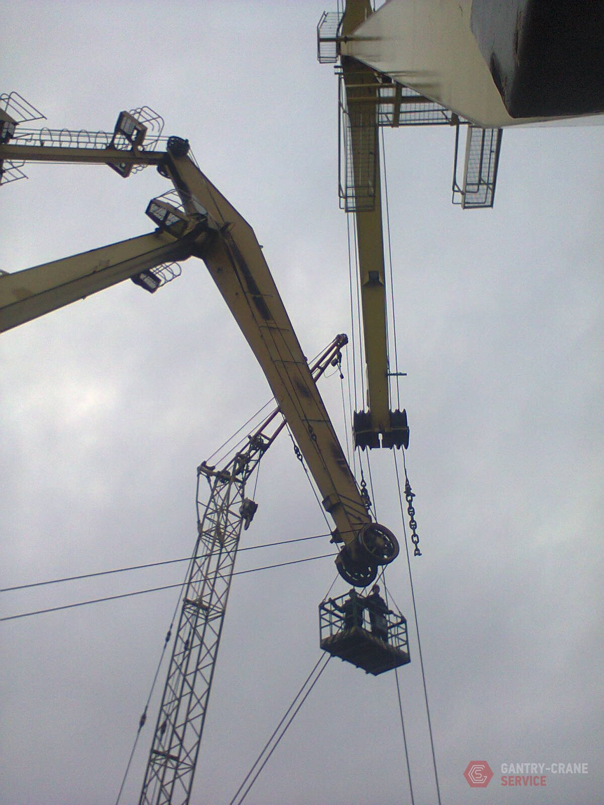 Jib Crane Maintenance : We are glad to greet you at our site